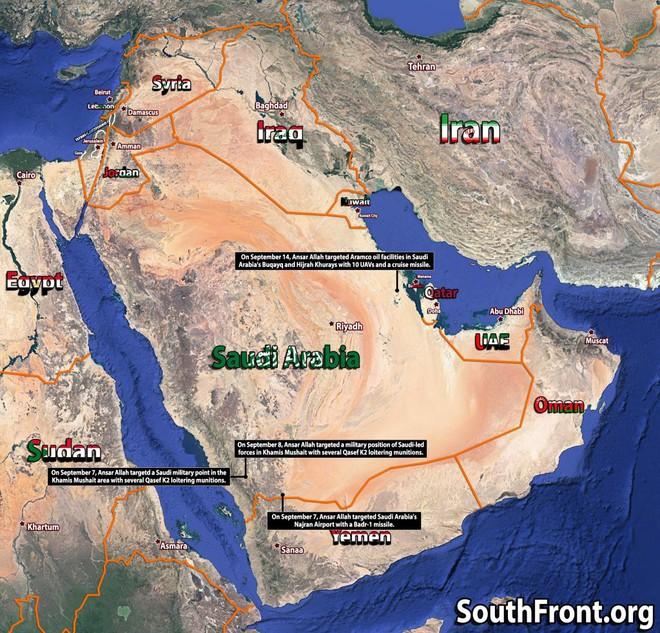 TT Trump tuyên bố đạn đã lên nòng - Lộ mặt thủ phạm tấn công Saudi, Mỹ sẵn sàng hành động - Ảnh 16.