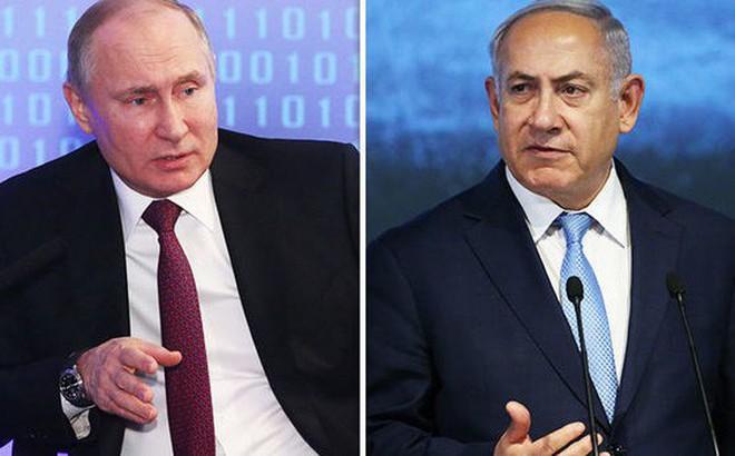 """Đe dọa đáp trả đanh thép của Nga có khiến Israel """"chùn bước"""" tấn công vào Syria và bước qua """"lằn ranh đỏ"""" quyền uy?"""