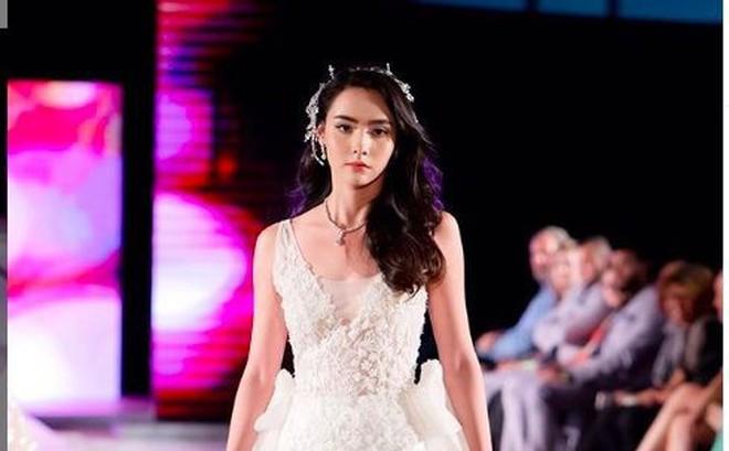 Bạn gái 'Messi Thái' trở thành cô dâu kiều diễm