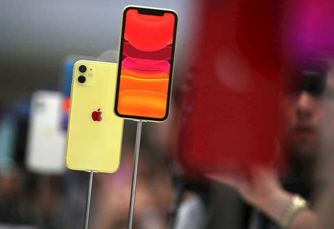 iPhone 11 có số đơn đặt trước kỷ lục tại Trung Quốc - Ảnh 2.