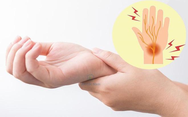 18 nguyên nhân gây tê đầu ngón tay - Ảnh 1.