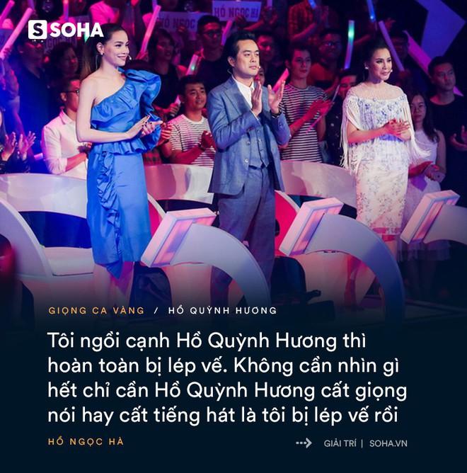Hồ Quỳnh Hương: Đẳng cấp ca sĩ được ngồi hát ngay cạnh Đại tướng Võ Nguyên Giáp - Ảnh 3.