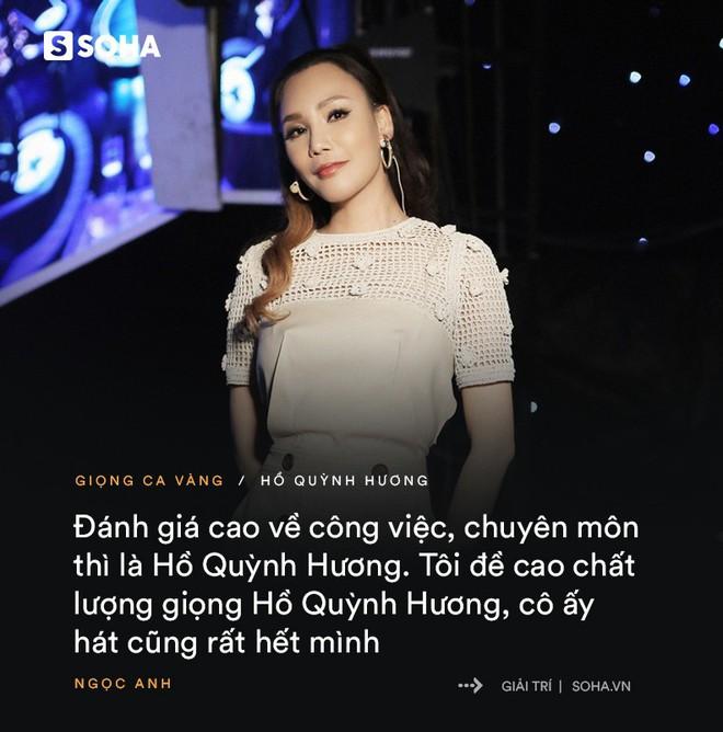Hồ Quỳnh Hương: Đẳng cấp ca sĩ được ngồi hát ngay cạnh Đại tướng Võ Nguyên Giáp - Ảnh 12.