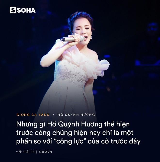 Hồ Quỳnh Hương: Đẳng cấp ca sĩ được ngồi hát ngay cạnh Đại tướng Võ Nguyên Giáp - Ảnh 1.