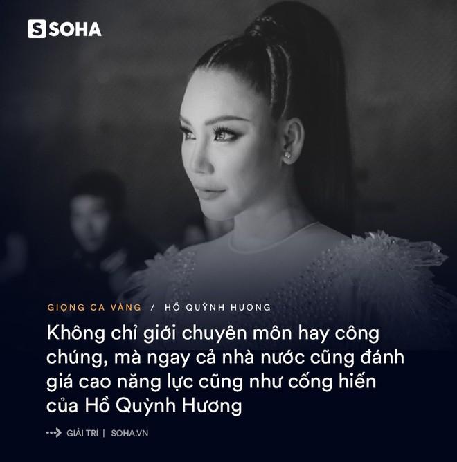 Hồ Quỳnh Hương: Đẳng cấp ca sĩ được ngồi hát ngay cạnh Đại tướng Võ Nguyên Giáp - Ảnh 10.