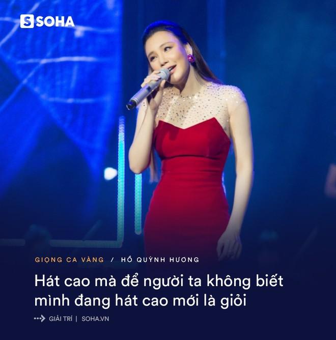 Hồ Quỳnh Hương: Đẳng cấp ca sĩ được ngồi hát ngay cạnh Đại tướng Võ Nguyên Giáp - Ảnh 8.
