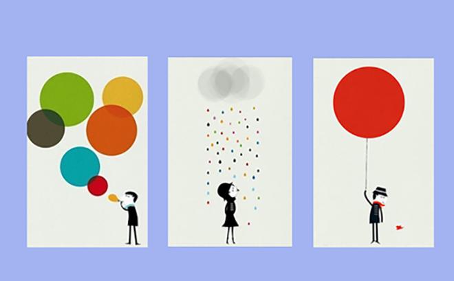 Chọn hình ảnh mà bạn thích nhất để tìm ra những lời khuyên hữu ích giúp bản thân vượt qua khó khăn
