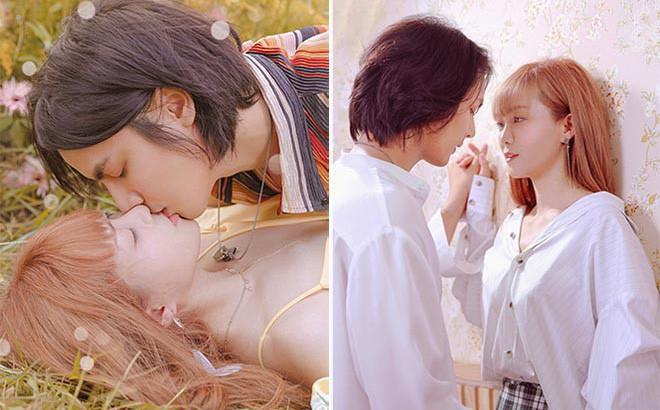 Đinh Hương ôm hôn tình cảm mỹ nam nổi tiếng Thái Lan trong MV mới