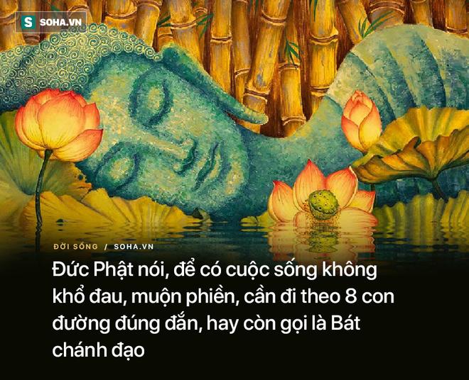 Đức Phật nói muốn có cuộc sống vô ưu cần làm 8 việc, đa số chúng ta khó đạt được điều số 7 - Ảnh 2.
