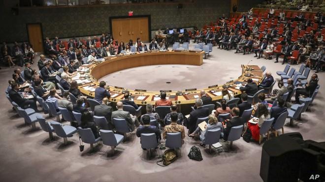 Mỹ đòi rút bảo bối của TQ khỏi nghị quyết quan trọng: Bắc Kinh tức giận, đẩy cả LHQ vào bế tắc bằng đòn hiểm - Ảnh 1.