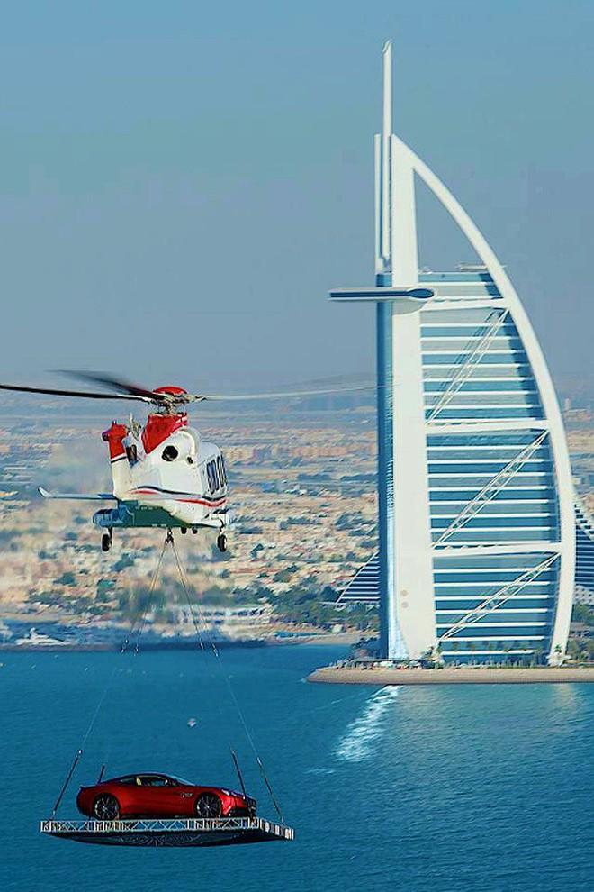 Những chuyện kỳ lạ về công nghệ ở Dubai - Ảnh 8.