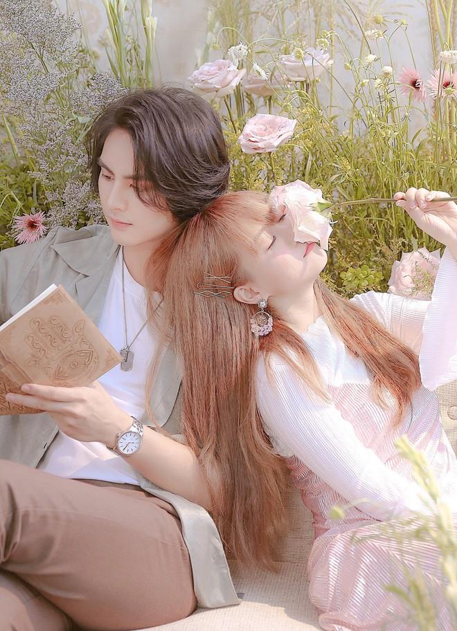 Đinh Hương ôm hôn tình cảm mỹ nam nổi tiếng Thái Lan trong MV mới - Ảnh 6.