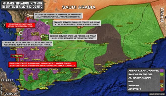 Chính thức kết tội Iran, Mỹ chuẩn bị hành động - Quả bom chiến tranh sắp xì khói - Ảnh 3.