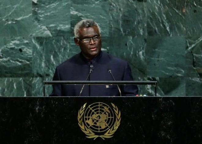 Mỹ không hài lòng vì quần đảo Solomon 'bỏ Đài theo Trung' - ảnh 3