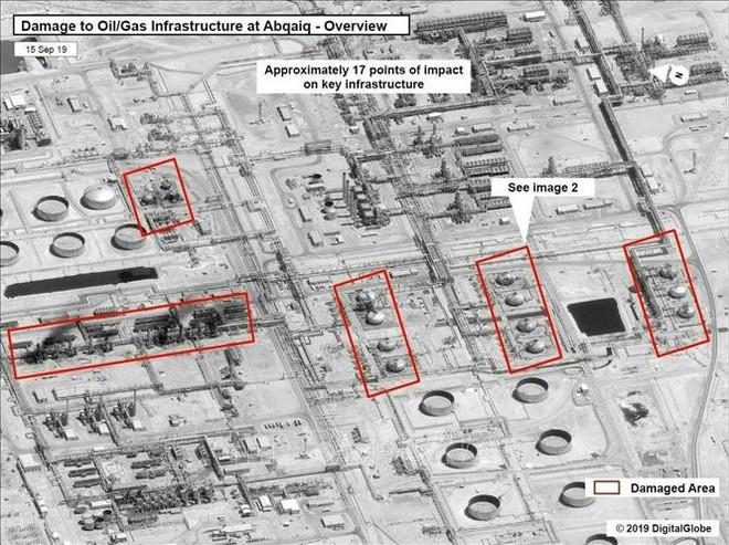 Chính thức kết tội Iran, Mỹ chuẩn bị hành động - Quả bom chiến tranh sắp xì khói - Ảnh 1.