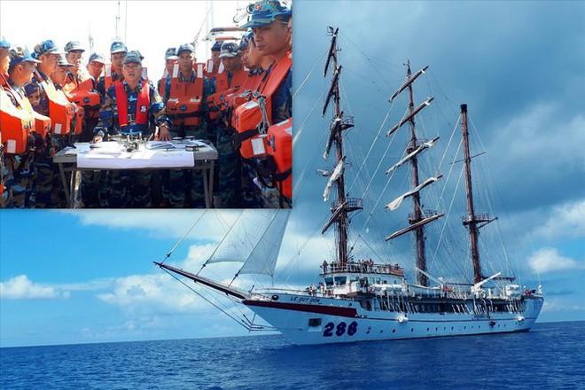 Rèn giũa sĩ quan trên con tàu hiện đại 286 Lê Quý Đôn - ảnh 1