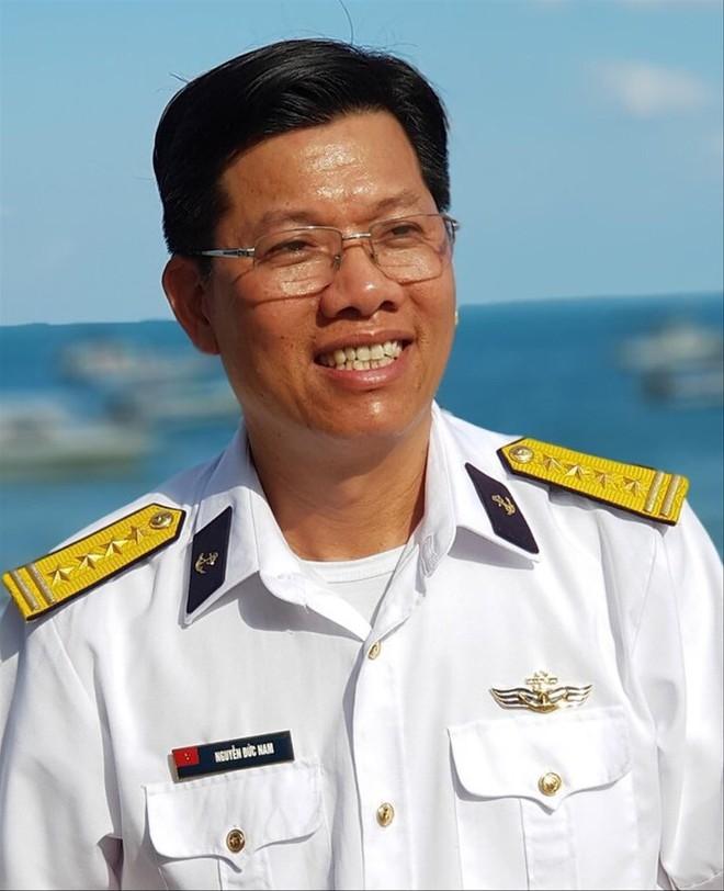 Rèn giũa sĩ quan trên con tàu hiện đại 286 Lê Quý Đôn - ảnh 3