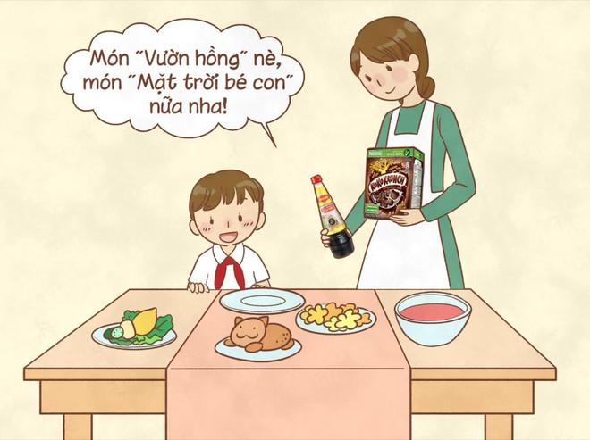 Bữa sáng không chỉ bổ sung dưỡng chất mà còn chứa đựng tình yêu thương của mẹ - Ảnh 4.