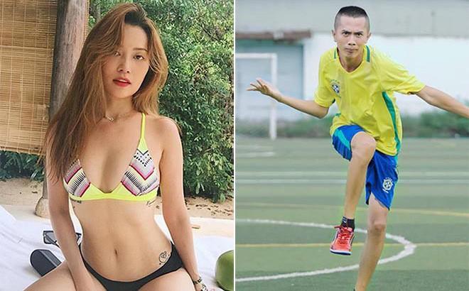 """Bạn trai mới của ca sĩ nóng bỏng Sĩ Thanh: Kém 6 tuổi, dám """"khó chịu ra mặt"""" với Trường Giang"""