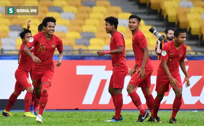 Hi hữu: Indonesia thắng ngược tới 15-1 dù thủng lưới ngay phút đầu tiên ở giải châu Á