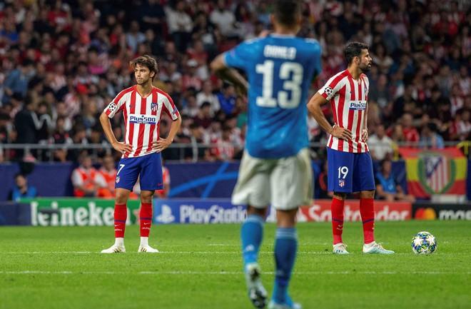 Rượt đuổi nghẹt thở với Juventus, Atletico Madrid lộ ra điểm yếu chí tử khi thiếu Griezmann - Ảnh 3.