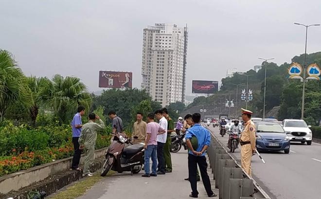 Nguyên nhân cô gái bị đâm nguy kịch khi đang chạy xe máy trên cầu Bãi Cháy