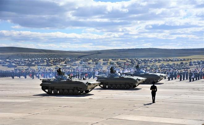 Thông điệp từ hoạt động tập trận chiến lược của Nga - Ảnh 1.