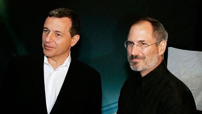 Nếu Steve Jobs còn sống, Apple có thể sáp nhập với Disney - Ảnh 1.