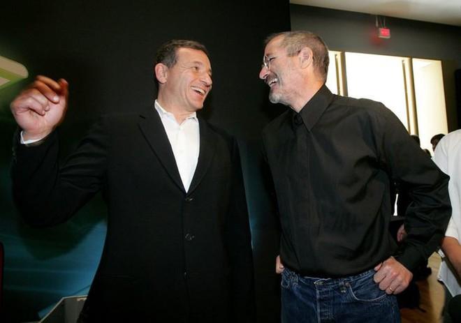 Nếu Steve Jobs còn sống, Apple có thể sáp nhập với Disney - Ảnh 2.