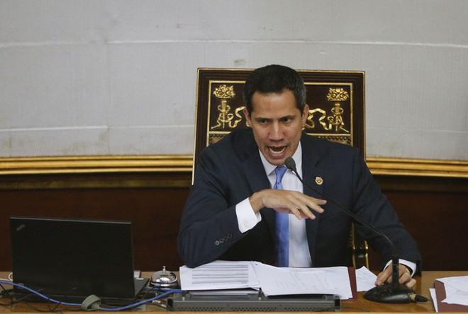18 nước sắp họp bàn trừng phạt Venezuela - ảnh 1