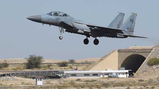 CẬP NHẬT: Chiến đấu cơ Saudi xuất kích tấn công trả đũa Iran - Vùng Vịnh nóng chưa từng thấy - Ảnh 5.