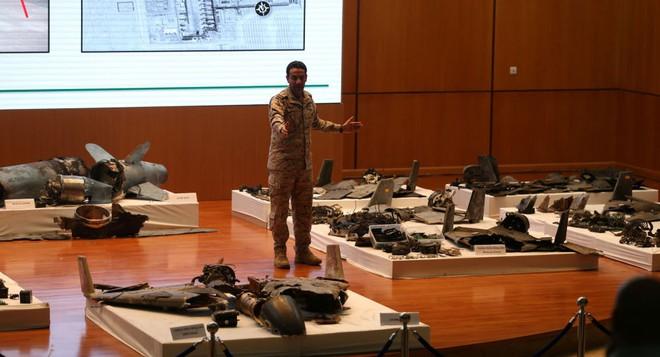 CẬP NHẬT: Chiến đấu cơ Saudi xuất kích tấn công trả đũa Iran - Vùng Vịnh nóng chưa từng thấy - Ảnh 2.
