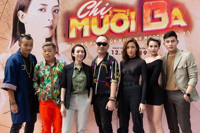 Thu Trang, Phạm Hy nói gì về diễn viên vừa bị công an triệu tập do chơi ma tuý? - ảnh 2