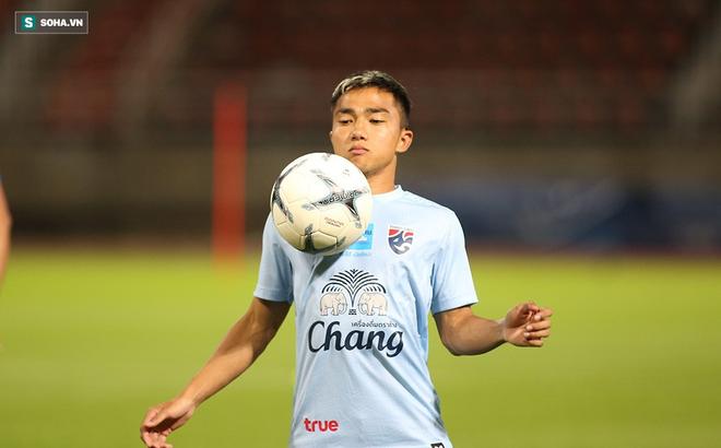 """Chanathip: """"Đội tuyển Việt Nam rất đáng sợ vì hung hãn"""""""