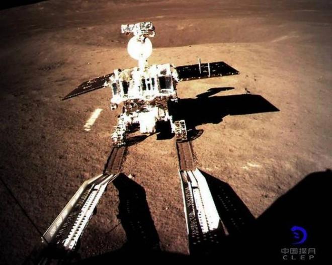 Robot Trung Quốc lập kỳ tích trên Mặt Trăng: Phát hiện vật chất bí ẩn, khoa học chưa từng thấy - Ảnh 2.