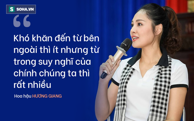 Hoa hậu Hương Giang: Nhận ra 2 bí mật này, không còn khó khăn nào là đáng sợ hãi! - Ảnh 3.
