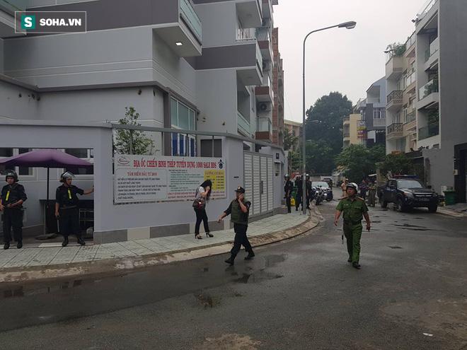 Nhiều công ty con của Alibaba bị cảnh sát ập tới khám xét trong chiều 20/9 - Ảnh 2.