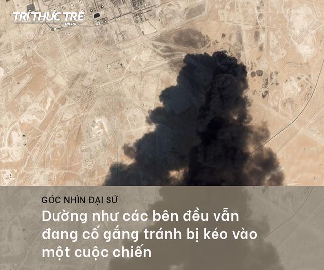 Công hàm cứng rắn đã gửi đi, tên lửa Iran đã sẵn sàng: Căng nhưng không nổ - Ảnh 5.