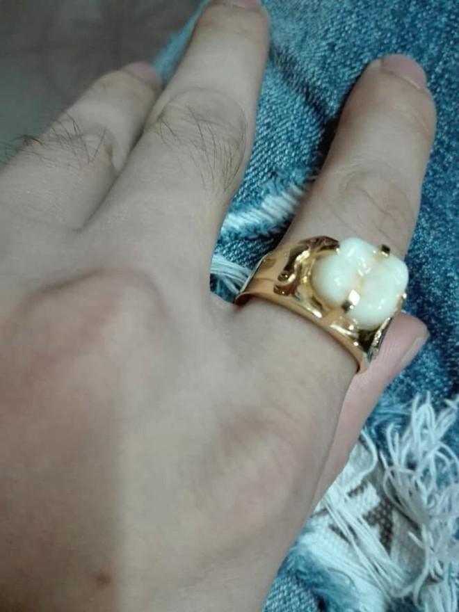 Người phụ nữ mang chiếc răng đi làm mặt nhẫn, câu chuyện đằng sau khiến nhiều người xanh mắt - ảnh 4