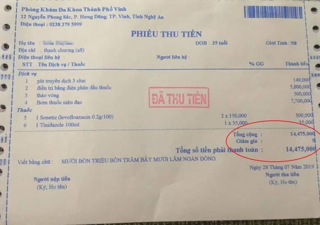 Vụ phòng khám có bác sỹ Trung Quốc bị tố sai phạm: Thu hồi giấy phép, đóng cửa phòng khám - Ảnh 1.
