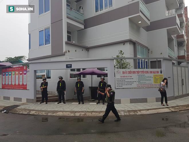 Nhiều công ty con của Alibaba bị cảnh sát ập tới khám xét trong chiều 20/9 - Ảnh 1.