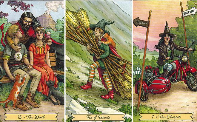 Rút một lá bài Tarot để xem tình hình công việc của bạn sắp có biến động lớn nào trong cuối tháng 9