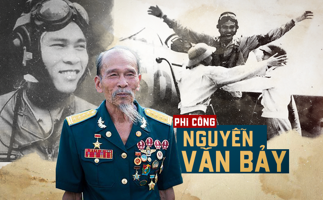 Huyền thoại phi công Nguyễn Văn Bảy qua lời kể của cựu phi công Mỹ