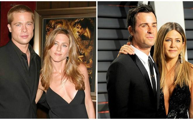 Khi kết hôn với Brad Pitt và Justin Theroux, Jennifer Aniston đều thực hiện 1 nghi lễ kì lạ