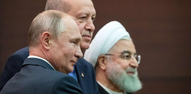Nga, Thổ, Iran xóa sổ rào cản chính trị: Ngăn Ildib vỡ trận - Ảnh 2.