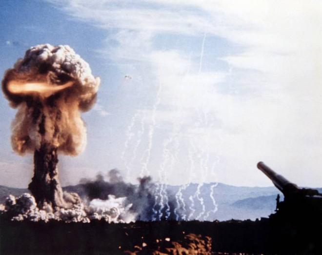 Khám phá pháo hạt nhân M65-Annie 'độc nhất vô nhị' của quân đội Mỹ - Ảnh 2.