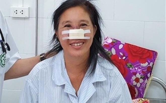 """Bệnh nhân bị vi khuẩn Whitmore """"ăn cánh mũi"""" đã được xuất viện"""