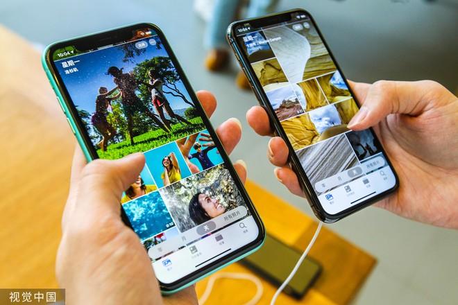Chê xấu, không có 5G nhưng dân Trung Quốc vẫn chen nhau xếp hàng trong ngày mở bán iPhone 11 - Ảnh 7.