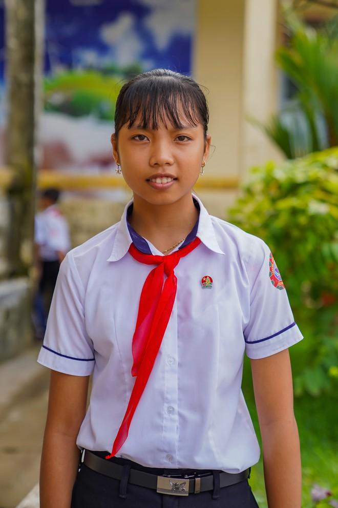 Nữ sinh lớp chín soi mình vào Chủ tịch Hyundai: Em lại có thêm lòng tin ghê gớm lắm! - Ảnh 5.