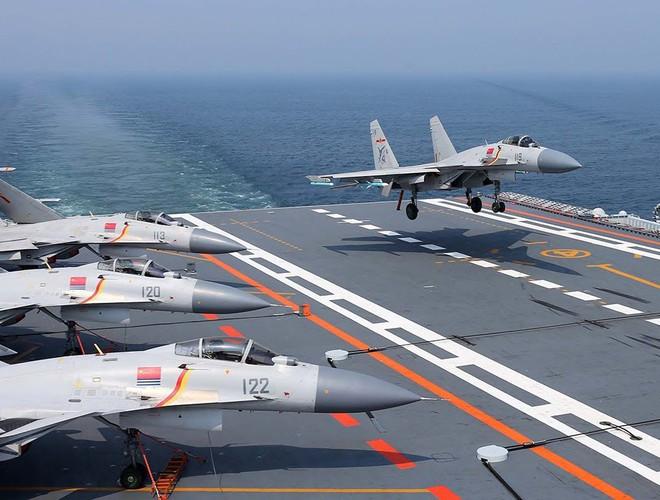 Nếu nghênh chiến, tàu sân bay Mỹ sẽ thắng Trung Quốc - Chuyên gia Nga nhận định - Ảnh 10.